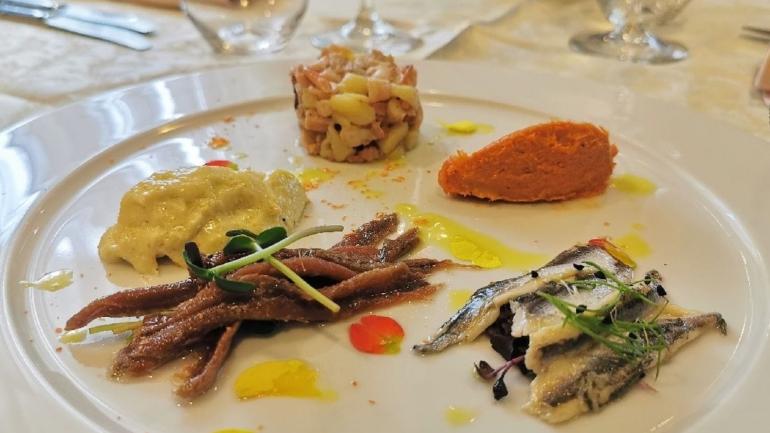 Restoran Toni, Zambratija