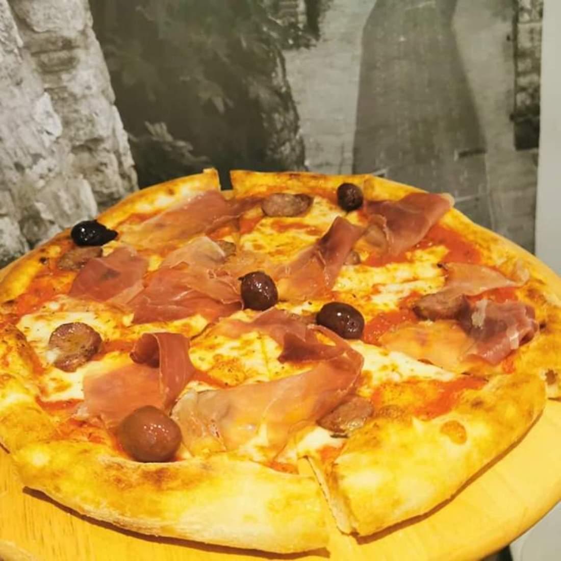 Pizzeria Pineta, Labin