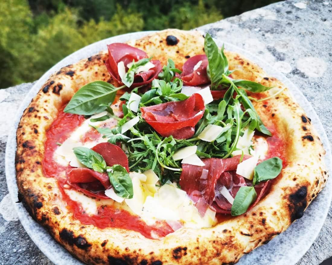Pizzeria Rumore, Labin