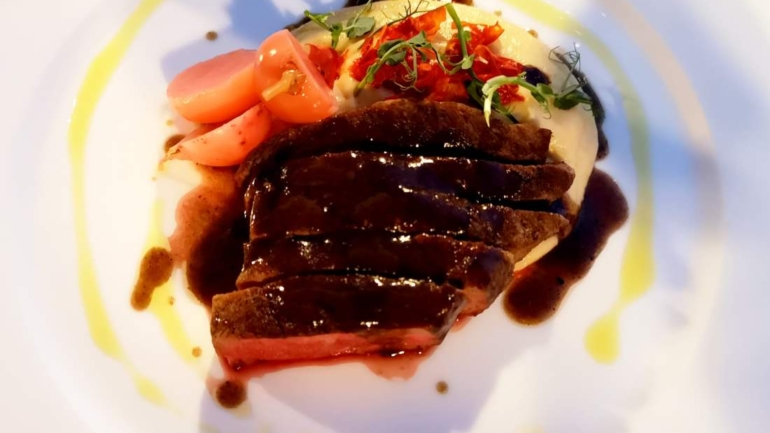 Restoran Half 8, Novigrad