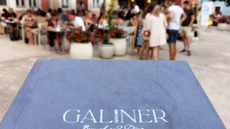 GALINER – BRUNCH AND DINE, VRSAR